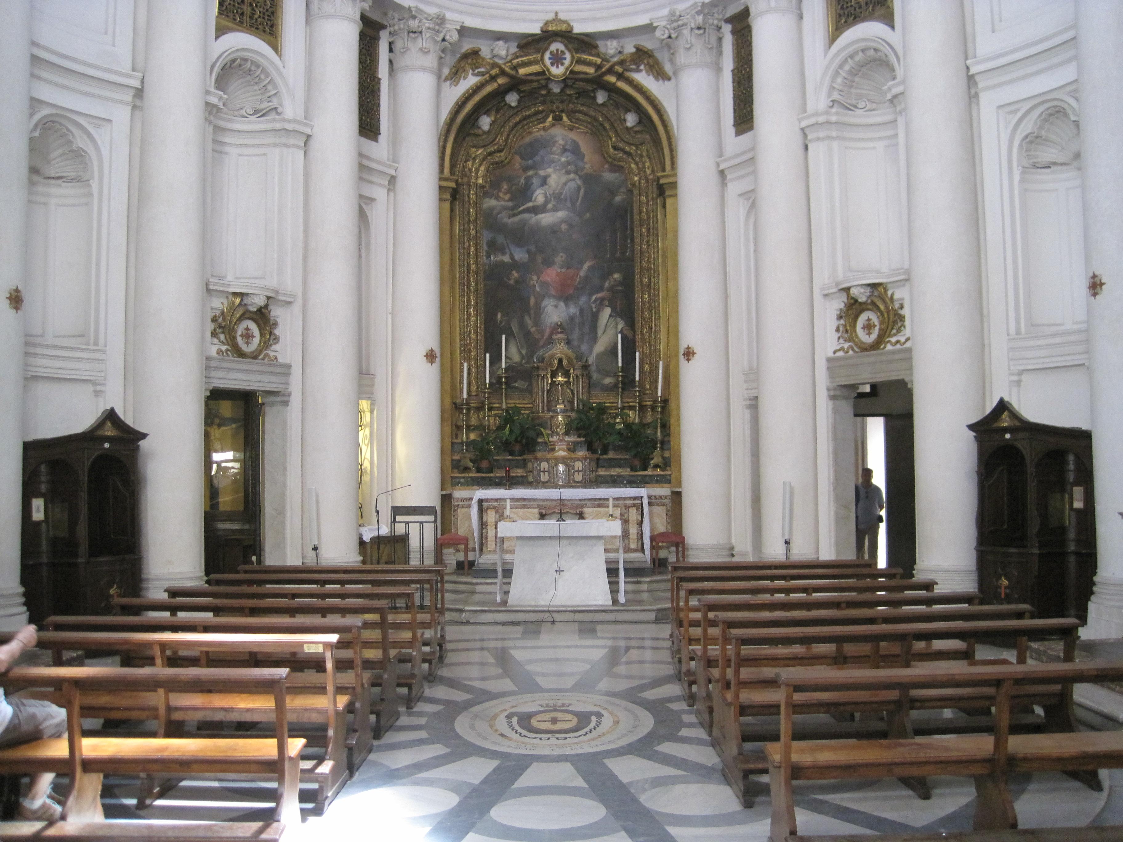San Carlo alle Quattro Fontane-2012.07.24 | GNIXUS